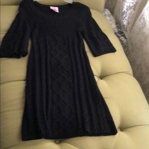 Sweater dress or tunic